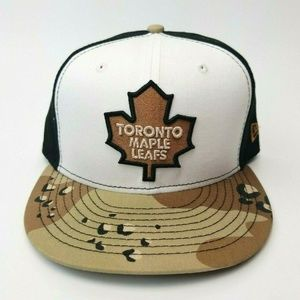 Toronto Maple Leafs New Era Camouflage Hat